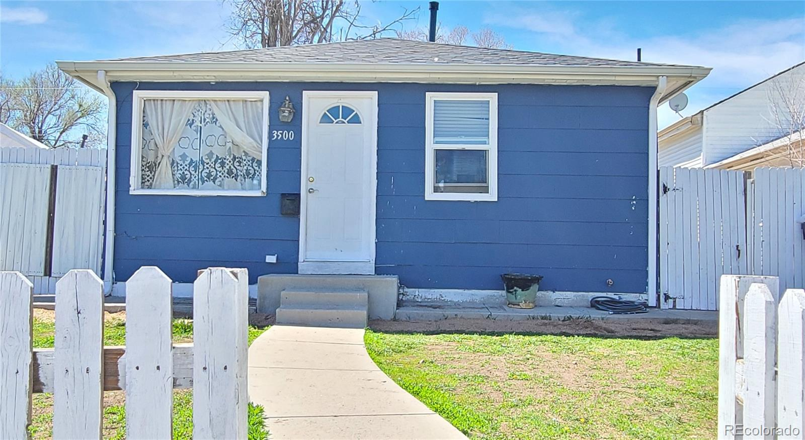 3500 W Gill Place, Denver CO 80219
