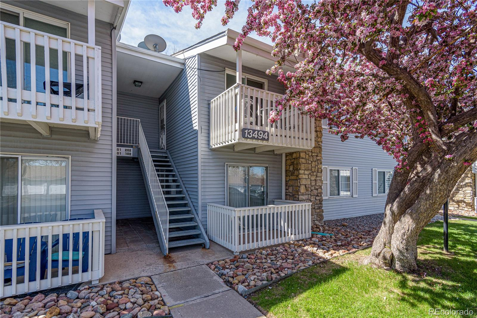 13494 E Jewell Avenue Unit 202, Aurora CO 80012