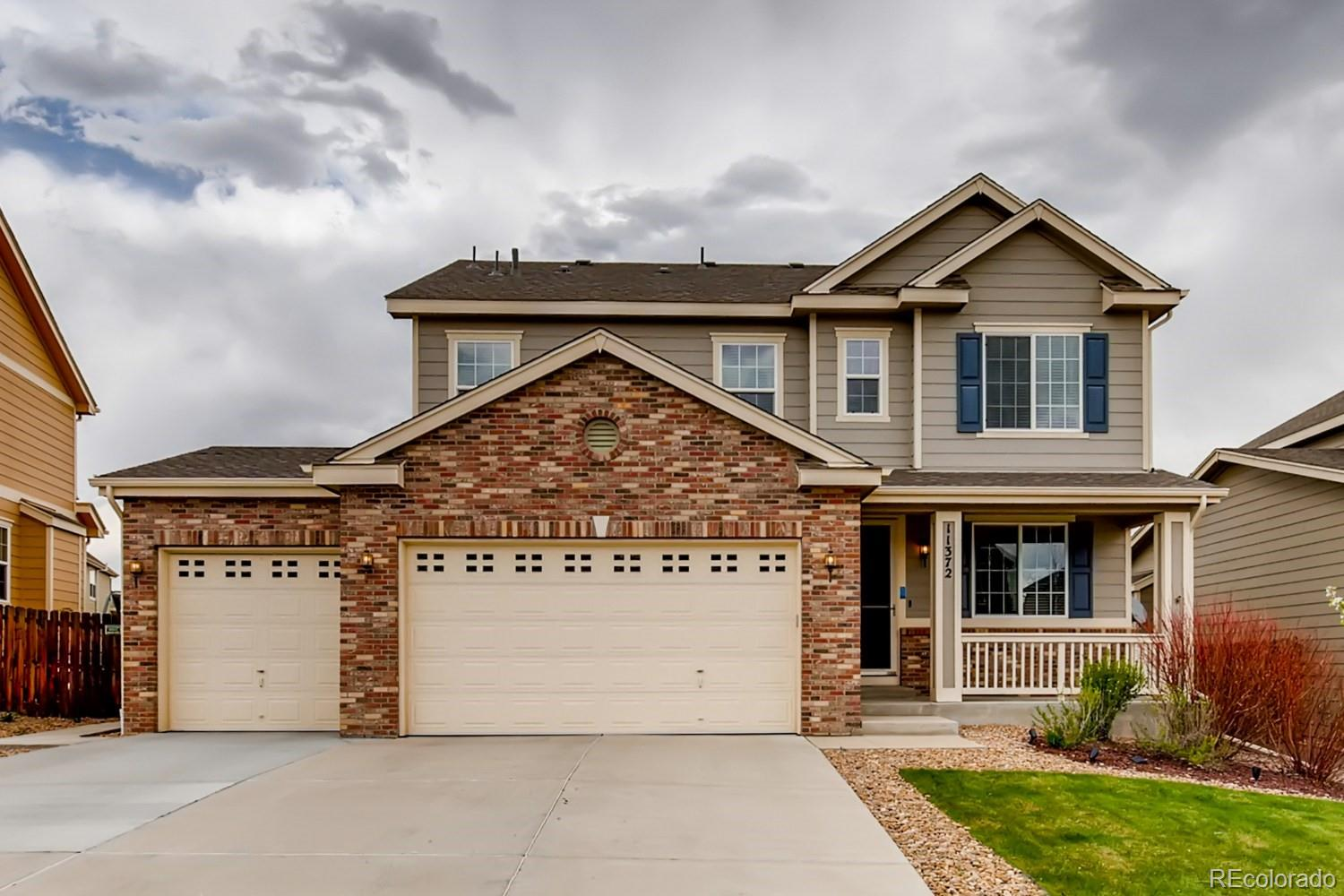 11372 S Trailmaster Circle, Parker CO 80134