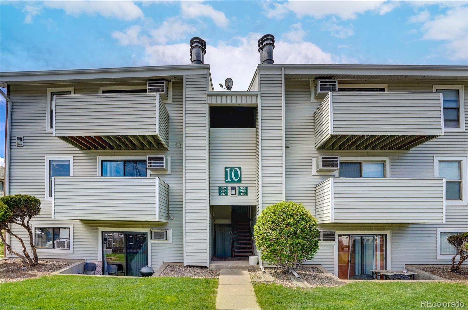 10150 E Virginia Avenue Unit 10-207, Denver CO 80247