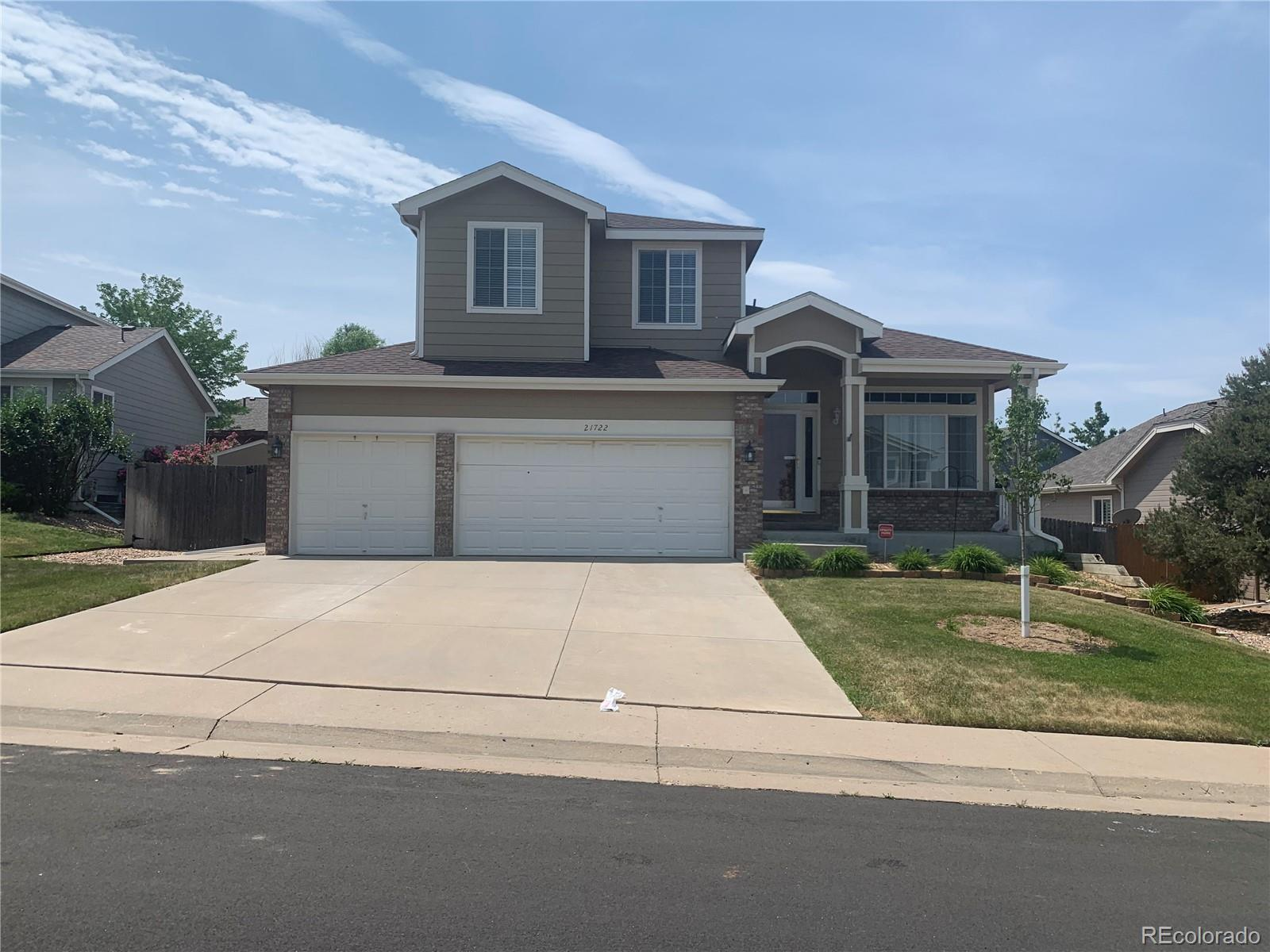 21722 Whirlaway Avenue, Parker CO 80138