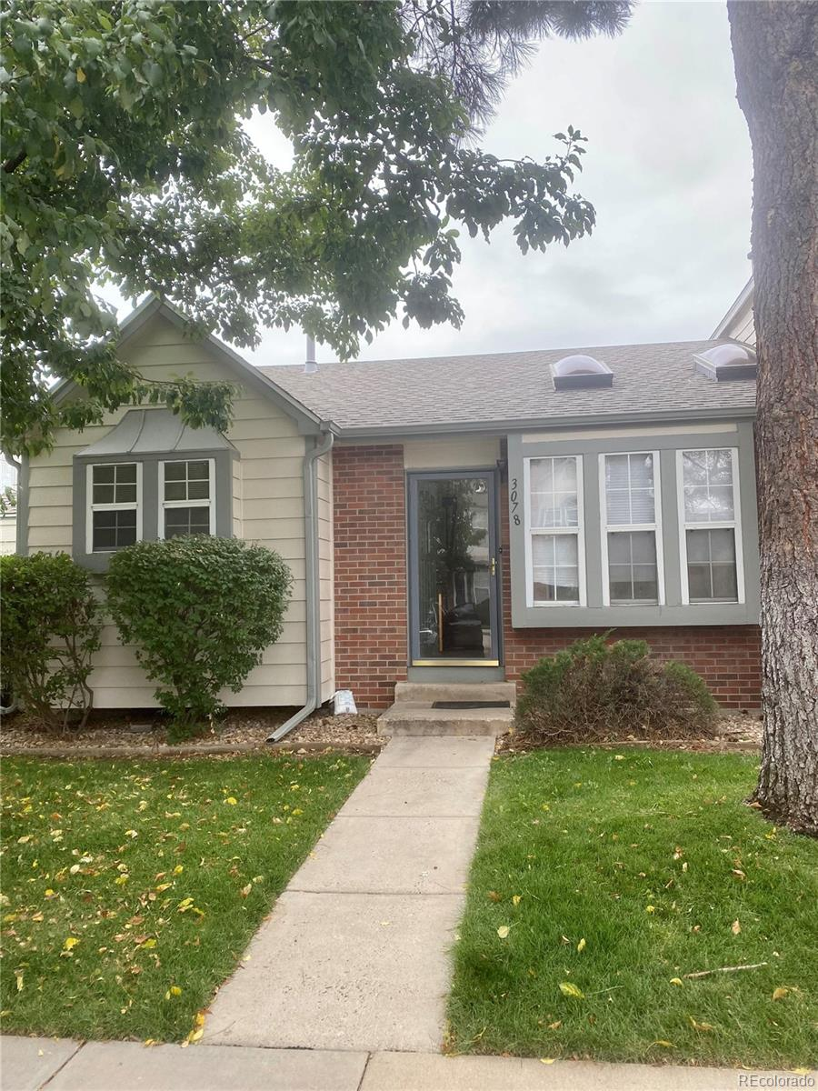 3078 W 107th Place Unit A, Westminster CO 80031