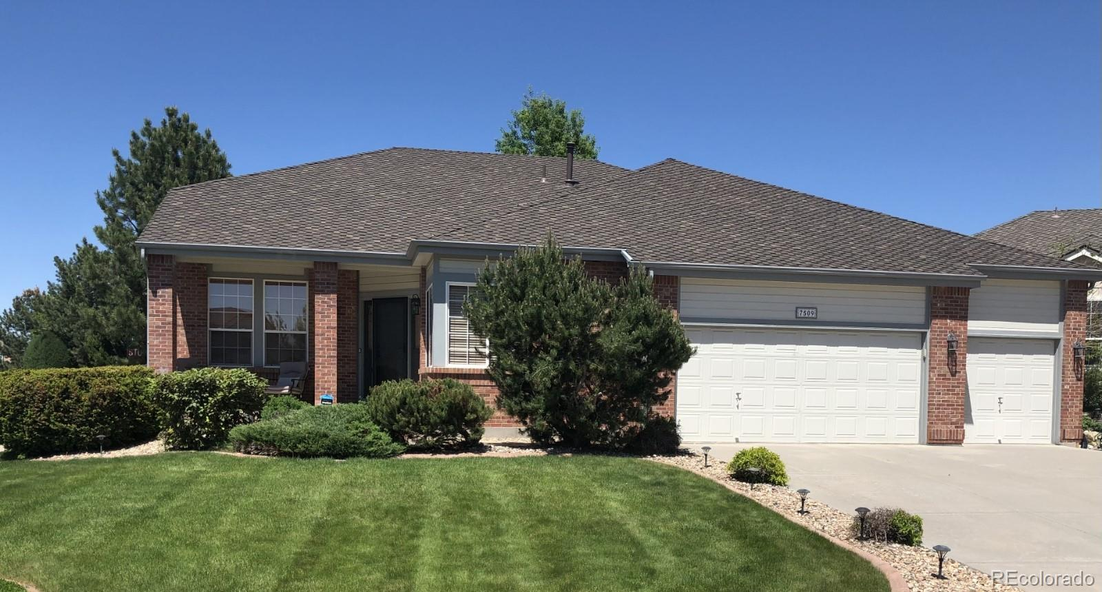 7509 Indian Wells Place, Lone Tree CO 80124