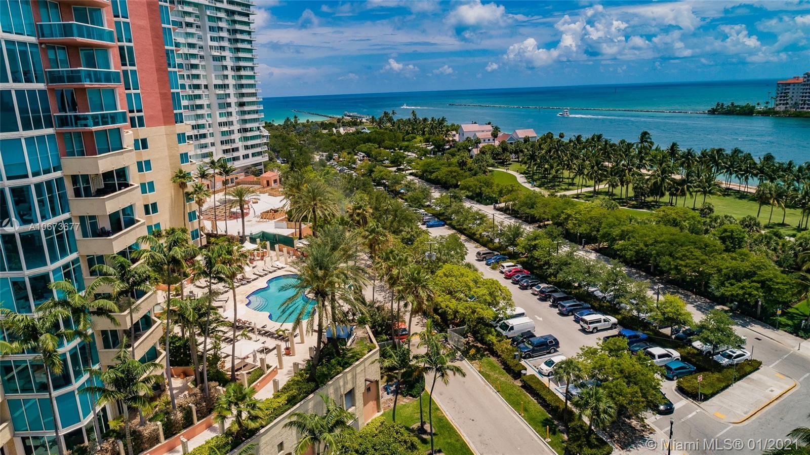 300 S Pointe Dr Unit 303, Miami Beach FL 33139