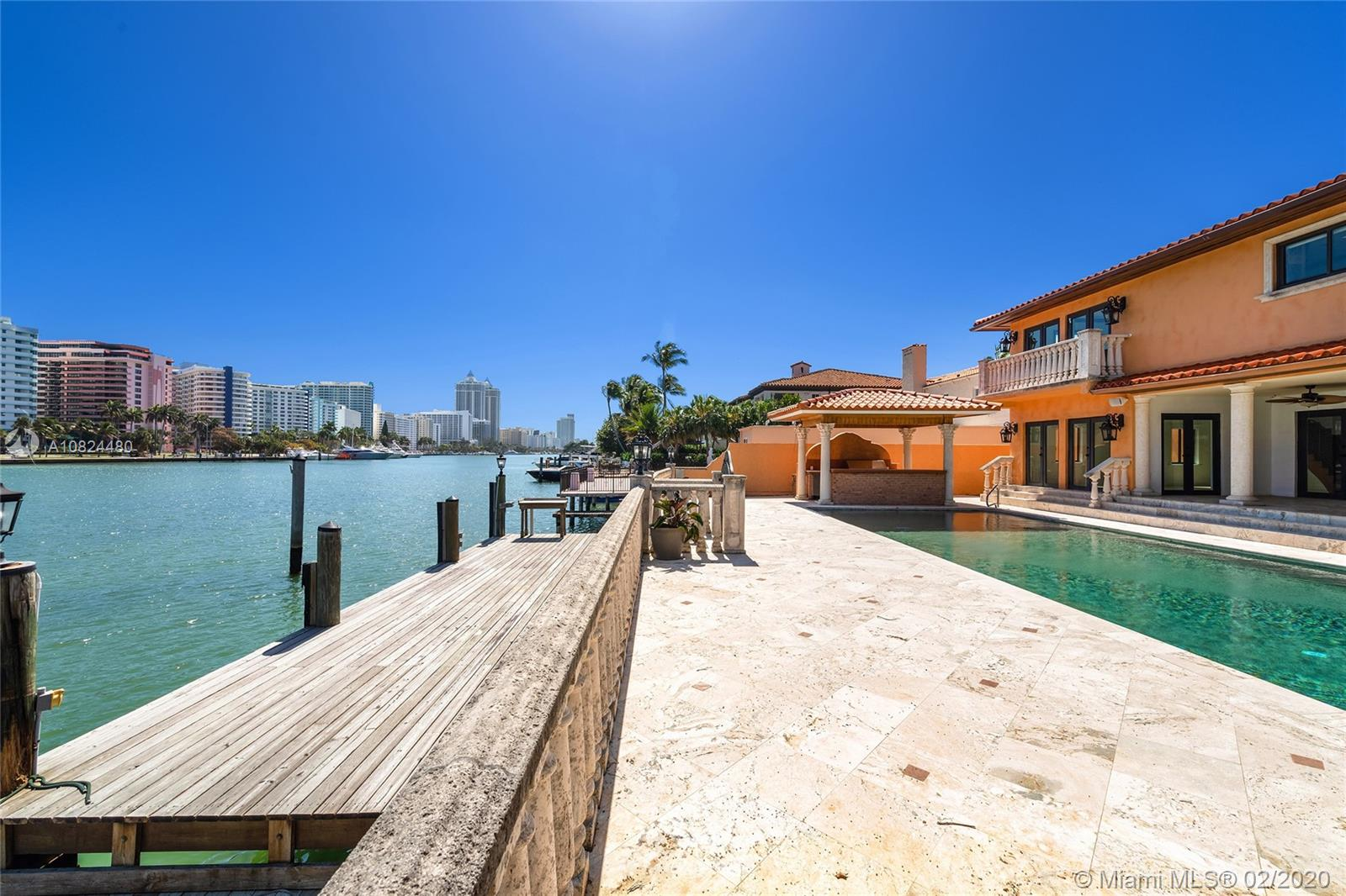5445 Pine Tree Dr, Miami Beach FL 33140