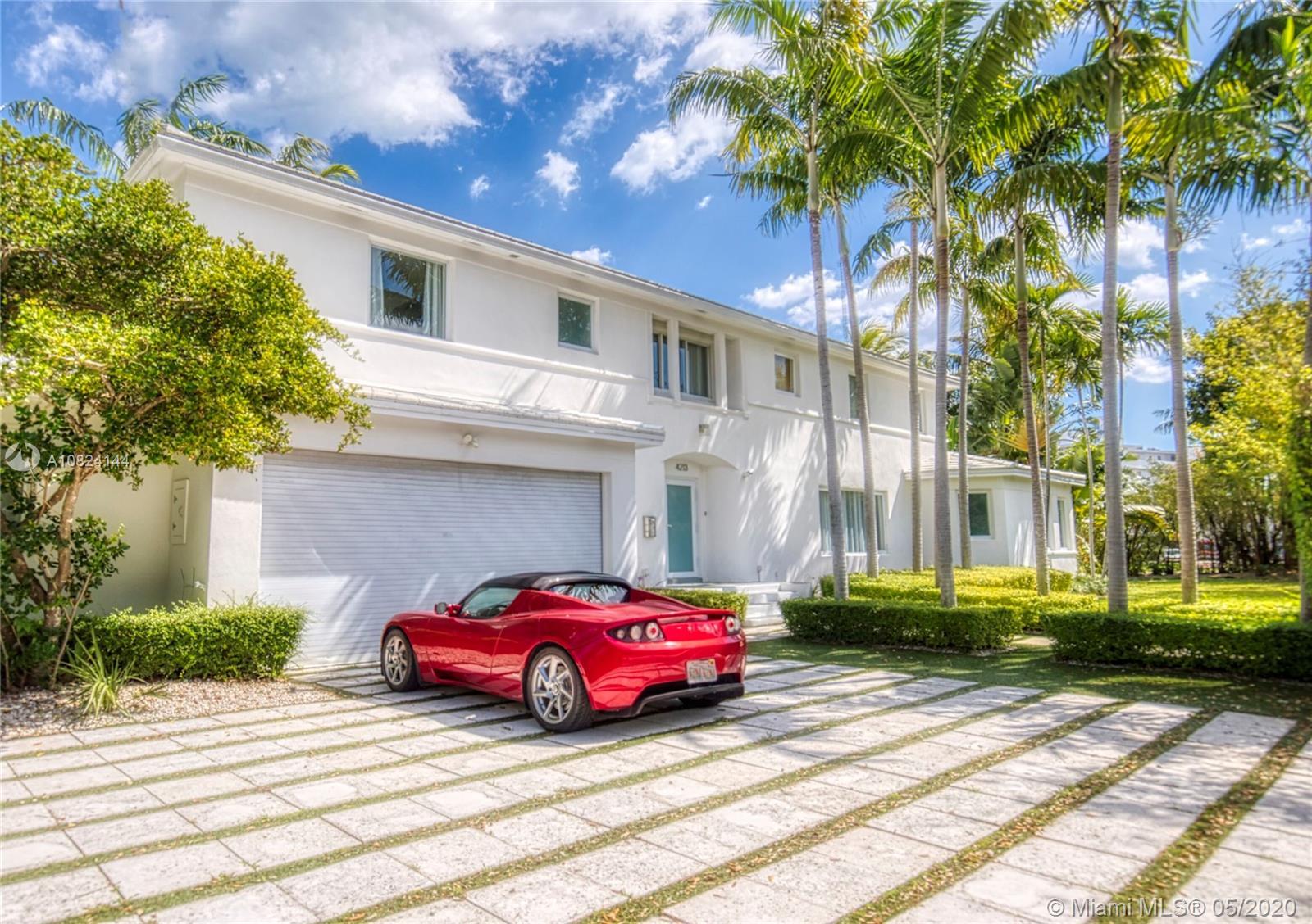 4213 Nautilus Dr, Miami Beach FL 33140