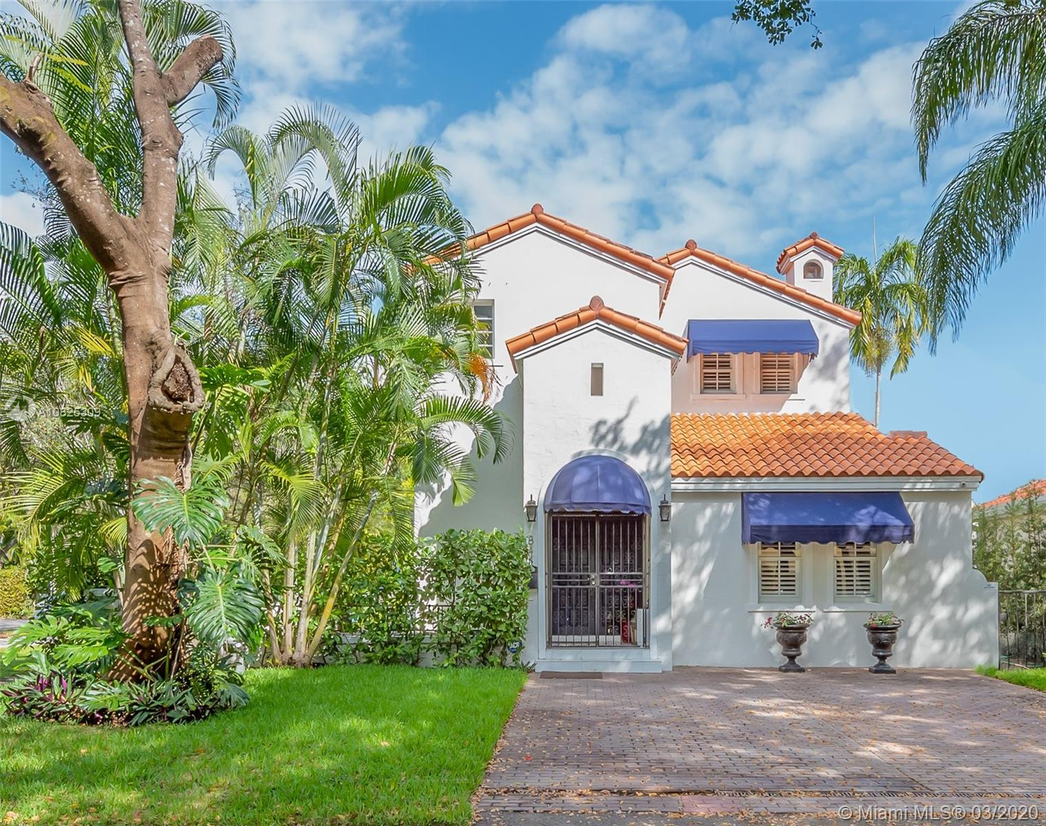841 Andalusia Ave, Coral Gables FL 33134