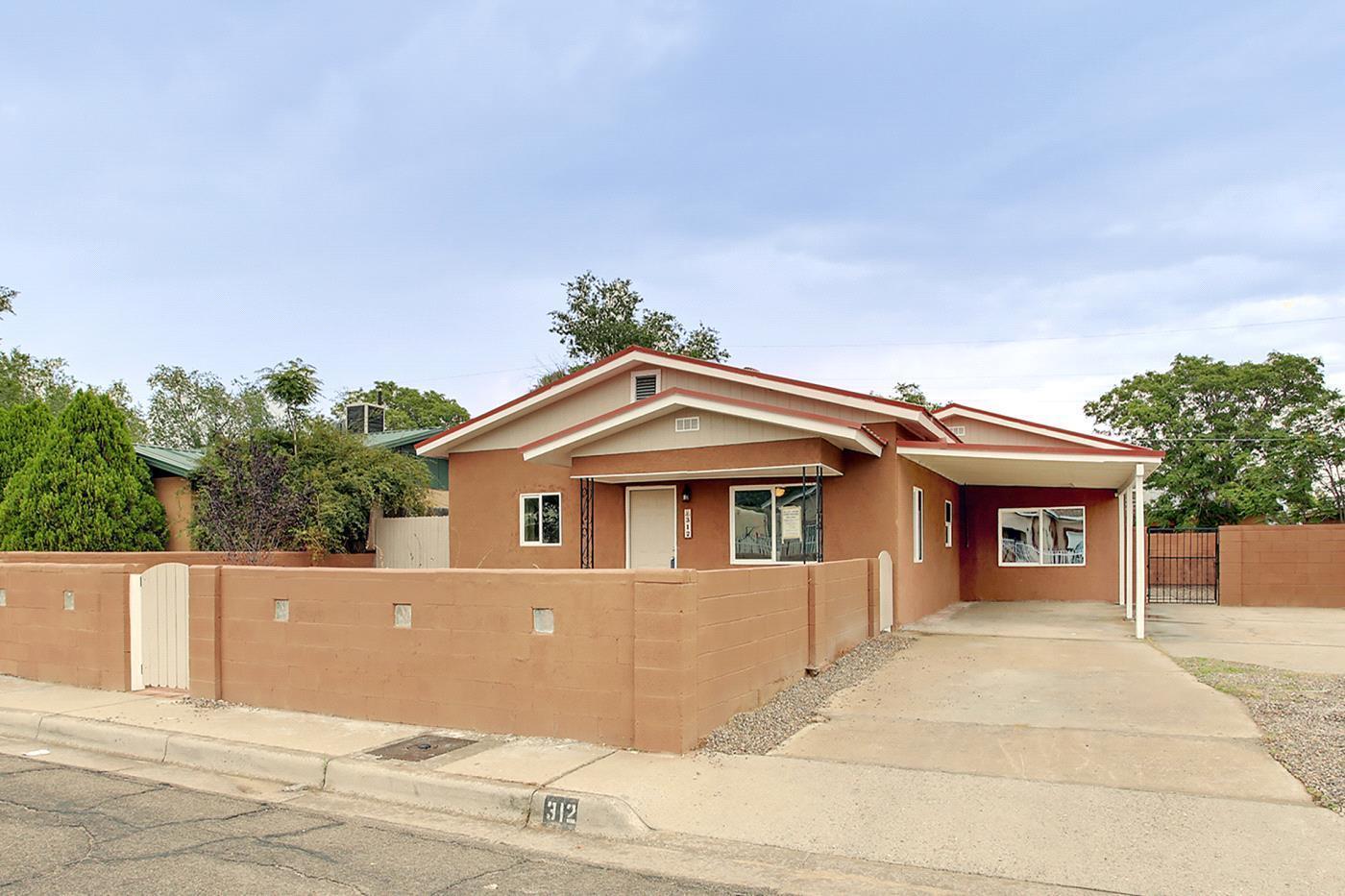 312 61ST Street, Albuquerque NM 87105