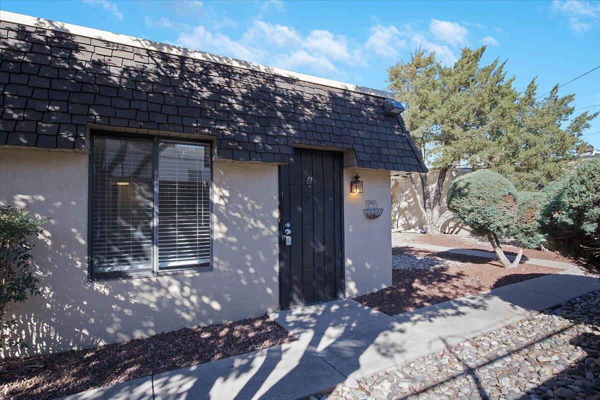 8333 COMANCHE Road Unit 4A, Albuquerque NM 87110