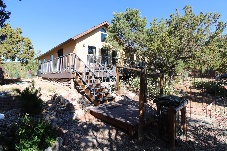 91 PINON HEIGHTS Road, Sandia Park NM 87047