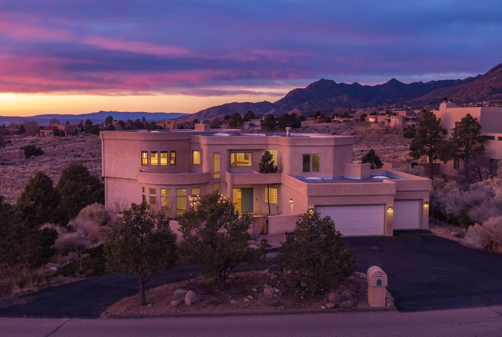 1507 EAGLE RIDGE Road, Albuquerque NM 87122