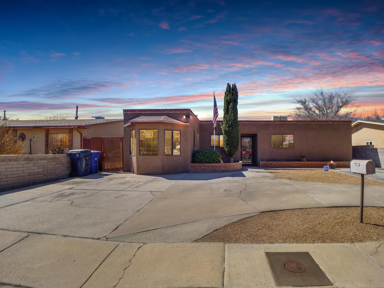 1113 56TH Street, Albuquerque NM 87105