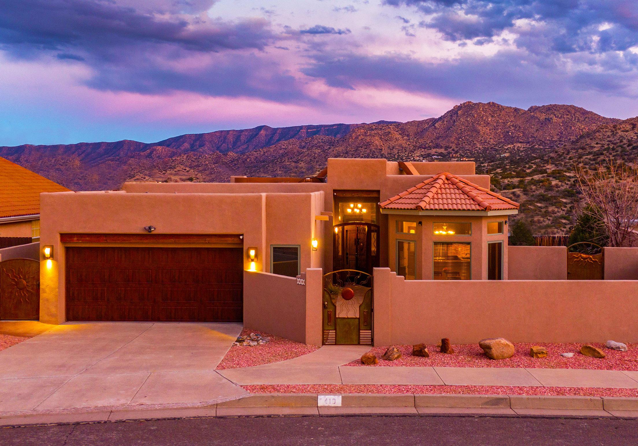 410 POINSETTIA Place, Albuquerque NM 87123