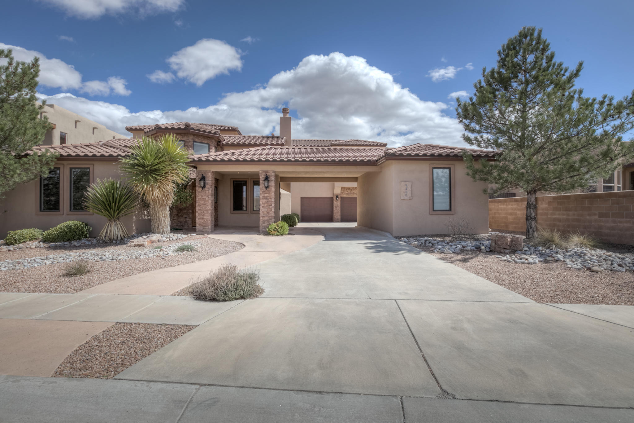 9400 BEAR MOUNTAIN Trail, Albuquerque NM 87113