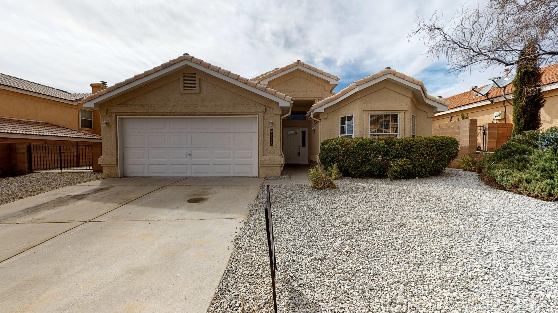 8405 LOS REYES Court, Albuquerque NM 87120