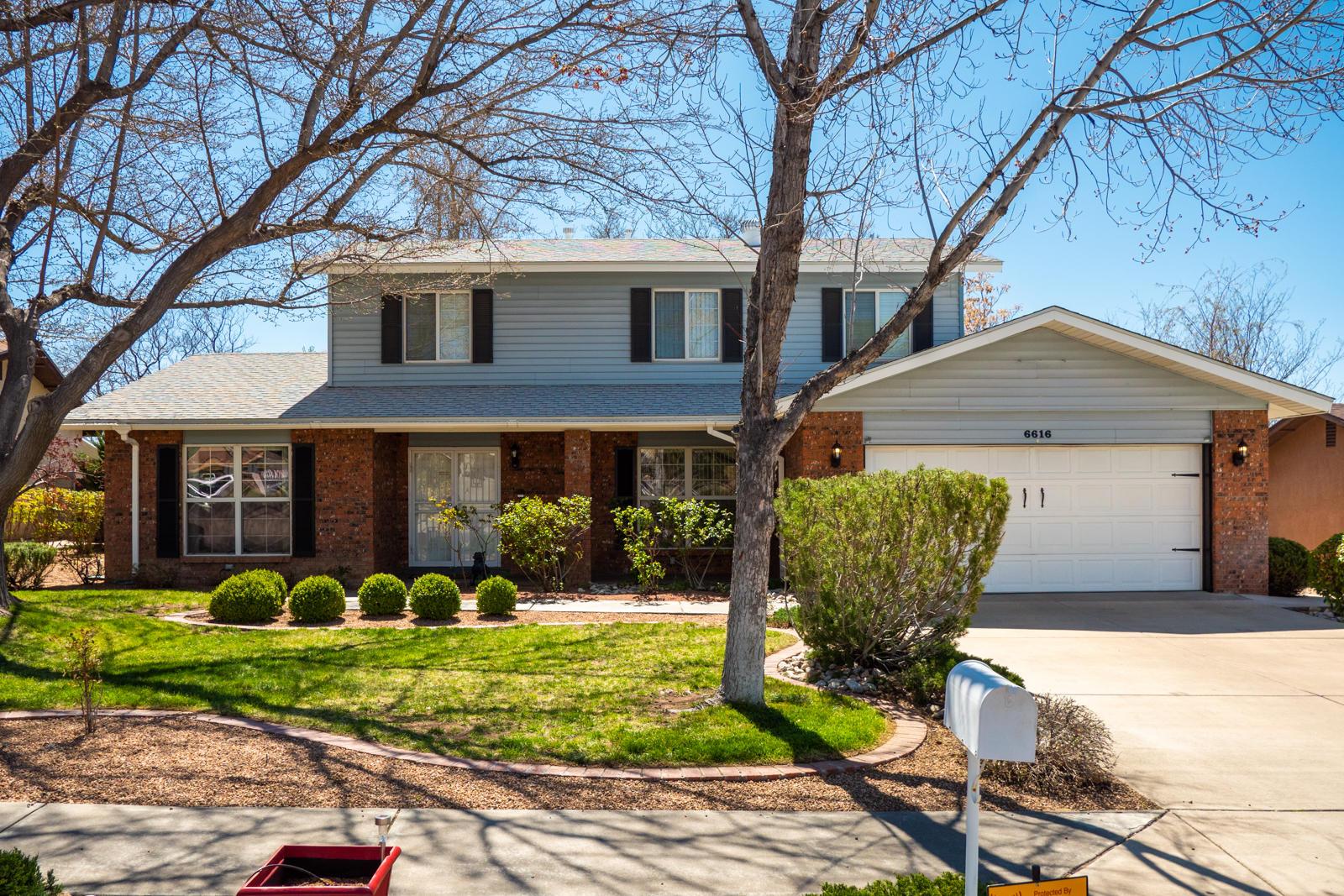 6616 Leander Avenue, Albuquerque NM 87109