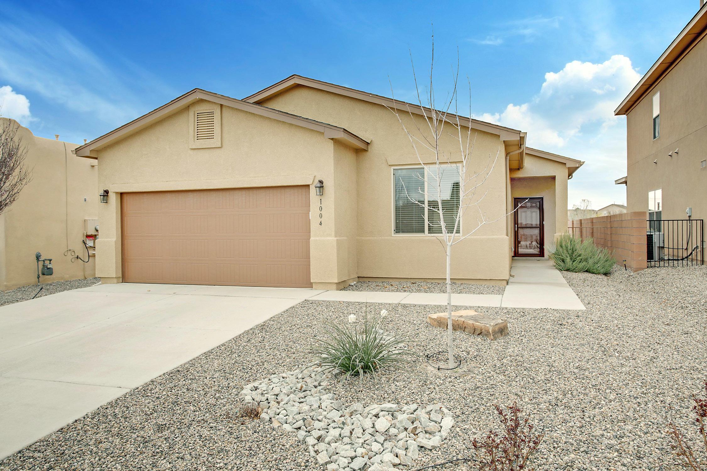 1004 DESERT WILLOW Place, Rio Rancho NM 87144