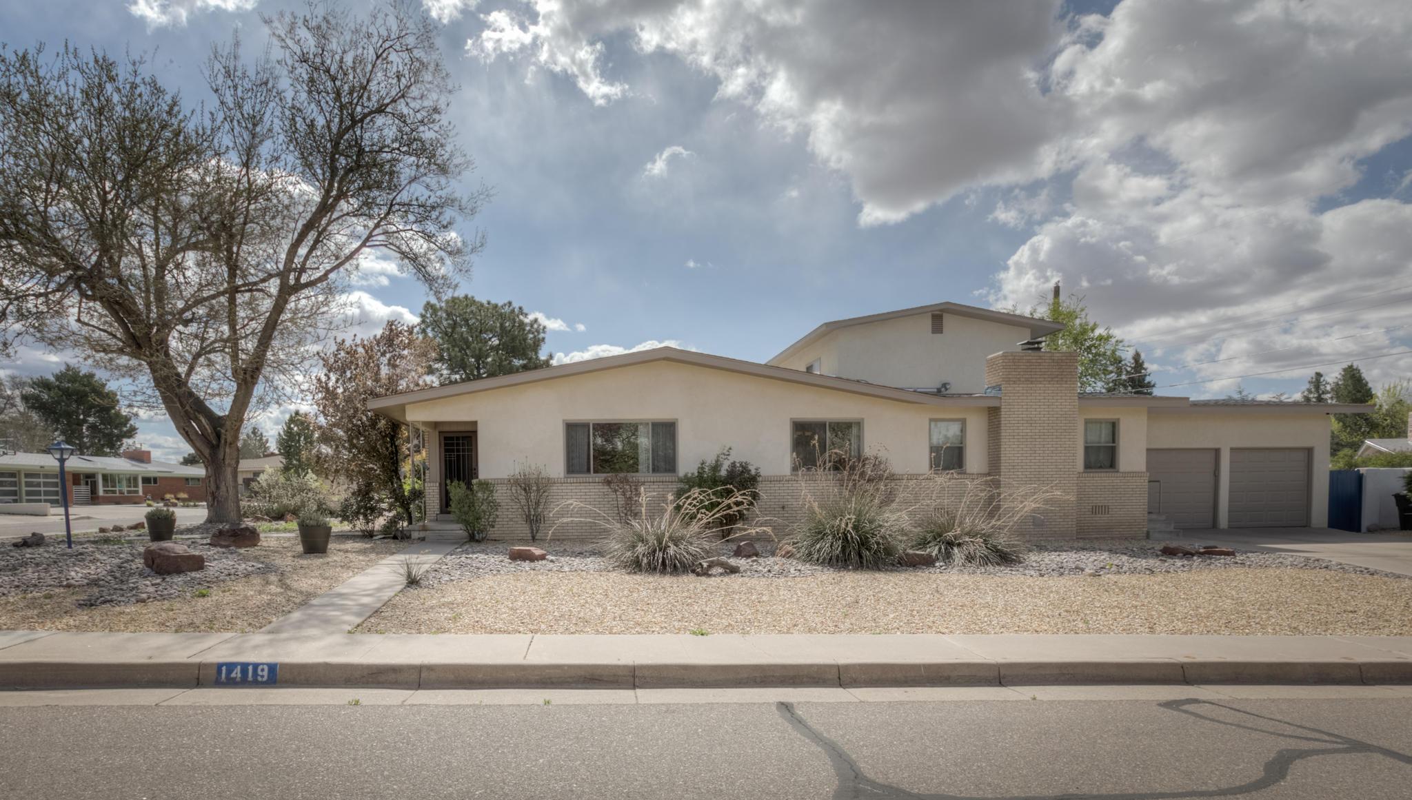 1419 CORNELL Drive, Albuquerque NM 87106