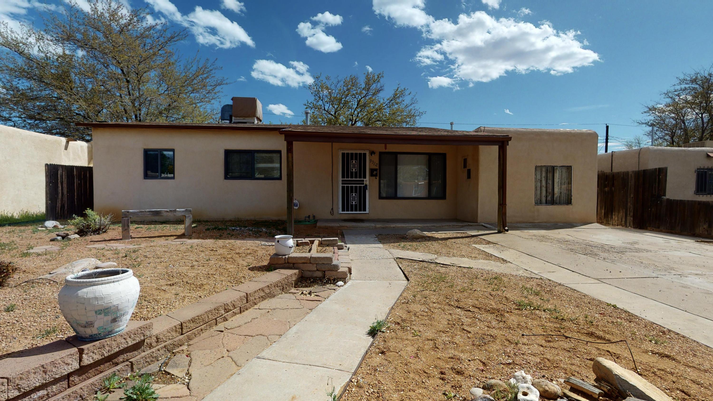 9912 CLAREMONT Avenue, Albuquerque NM 87112