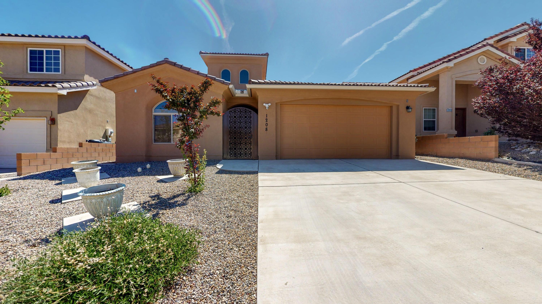 1208 Mirador Loop, Rio Rancho NM 87144