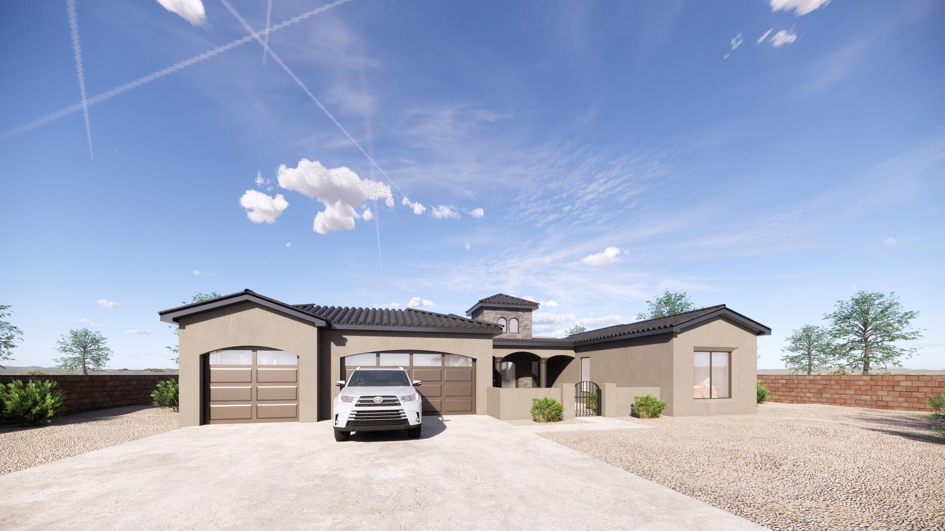 6527 PATO Road, Albuquerque NM 87120