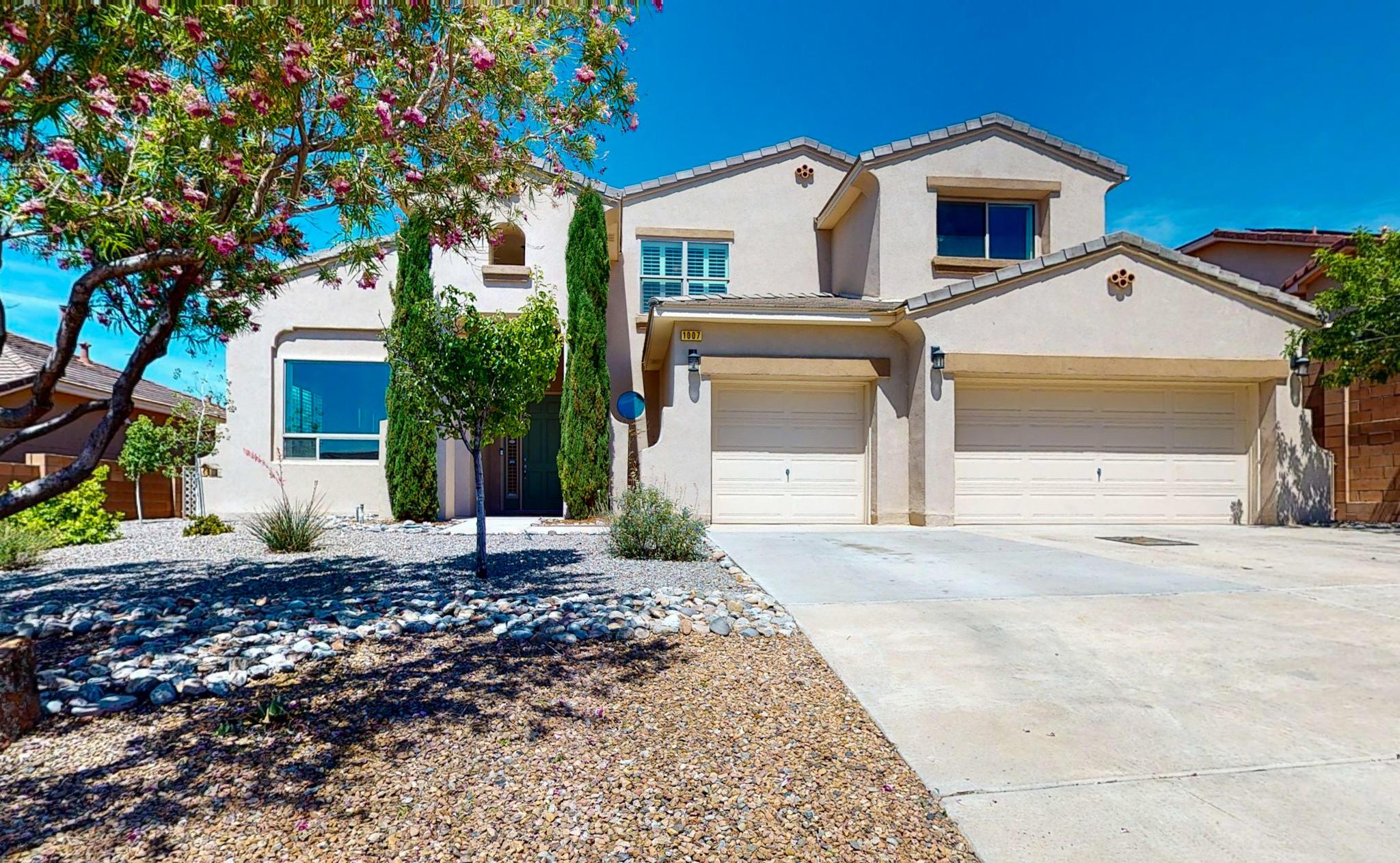 1007 DESERT BROOM Road, Rio Rancho NM 87144