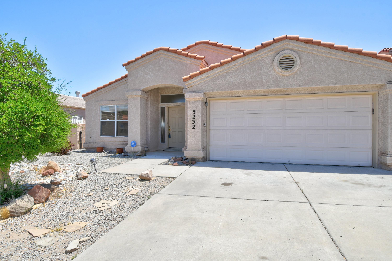 5232 APOLLO Drive, Albuquerque NM 87120