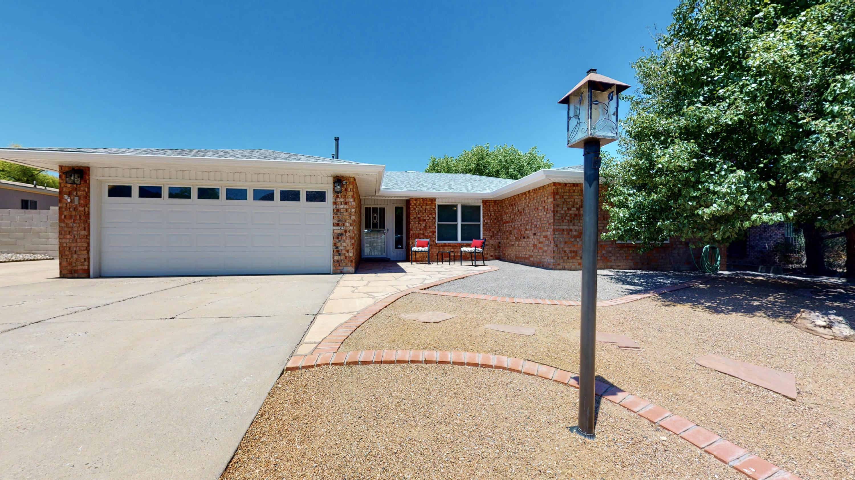 2113 BUTTERFLY MAIDEN Trail, Albuquerque NM 87112