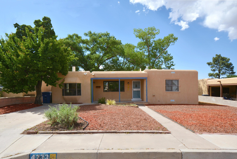 4733 SOUTHERN Avenue, Albuquerque NM 87108