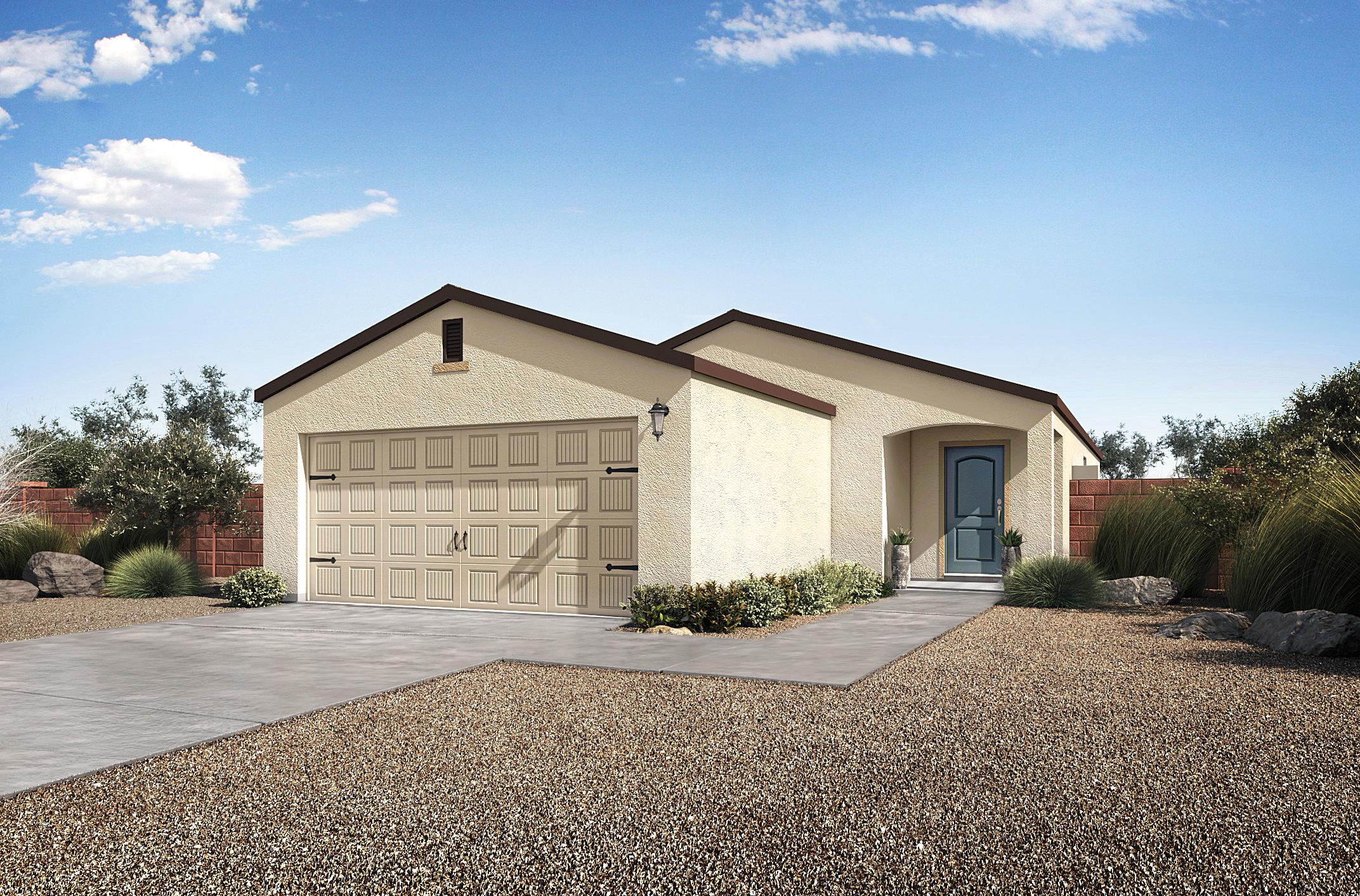 10024 Sacate Blanco Avenue, Albuquerque NM 87121