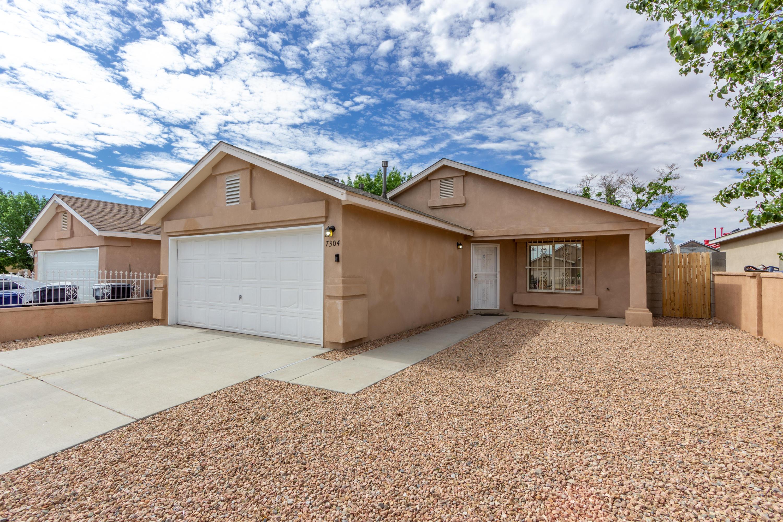 7304 DESERT CANYON Place, Albuquerque NM 87121