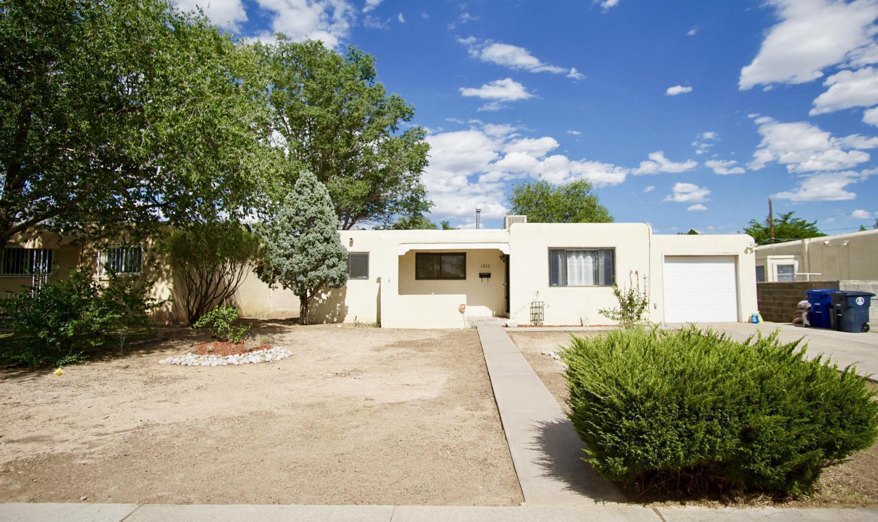 1032 CALIFORNIA Street, Albuquerque NM 87108