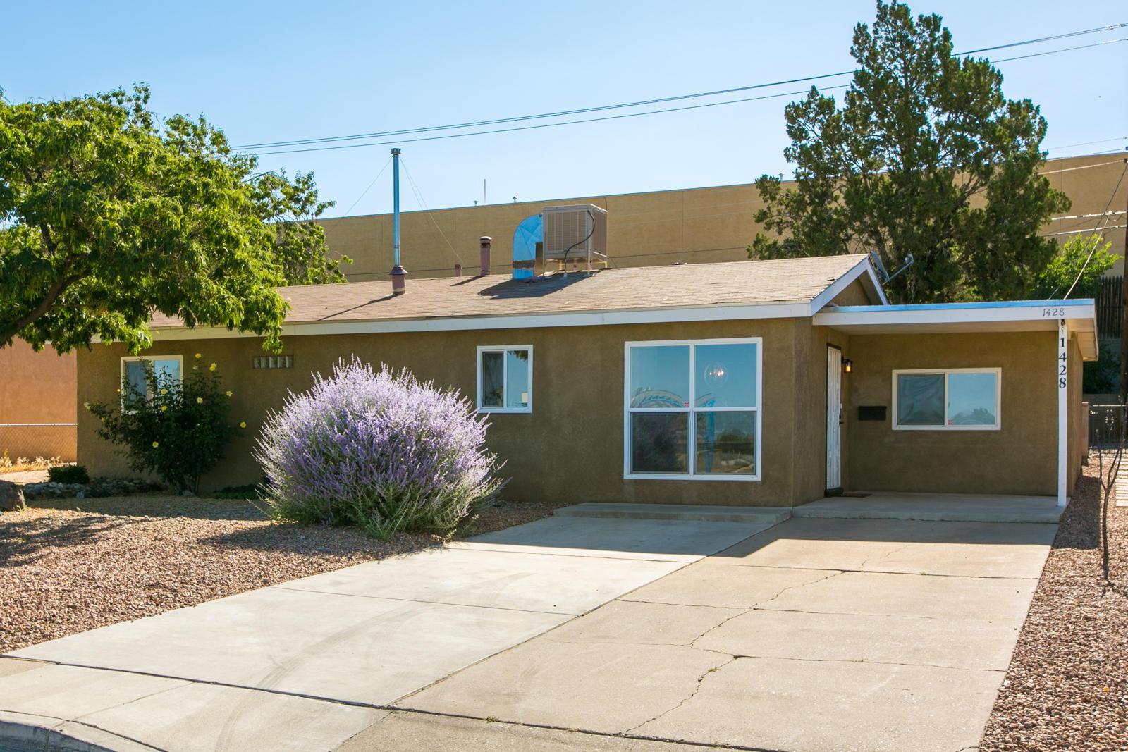 1428 MURIEL Street, Albuquerque NM 87112