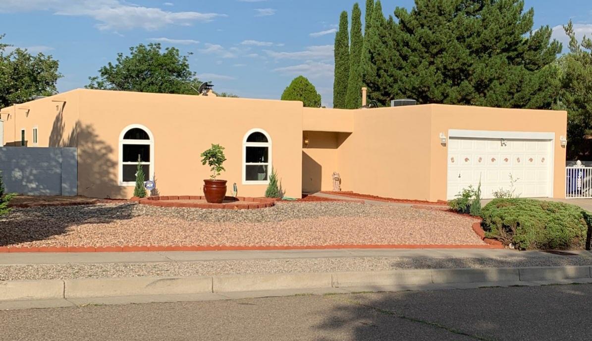 6437 CONCORDIA Road, Albuquerque NM 87111
