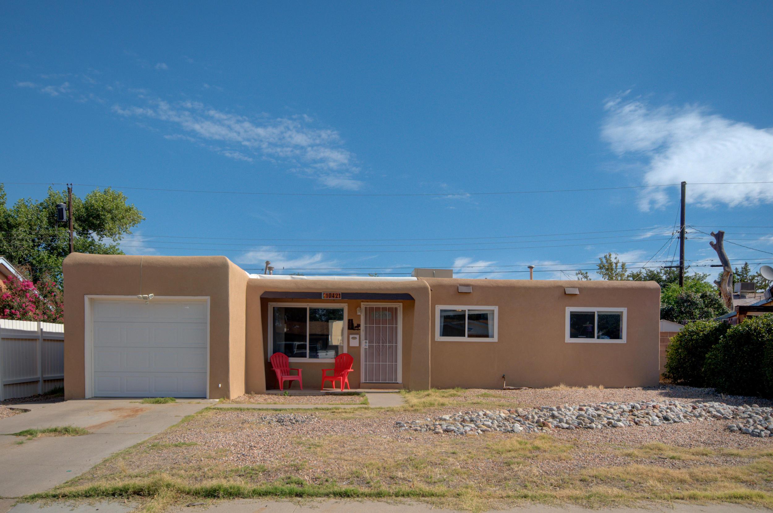 10421 MOUNTAIN Road, Albuquerque NM 87112
