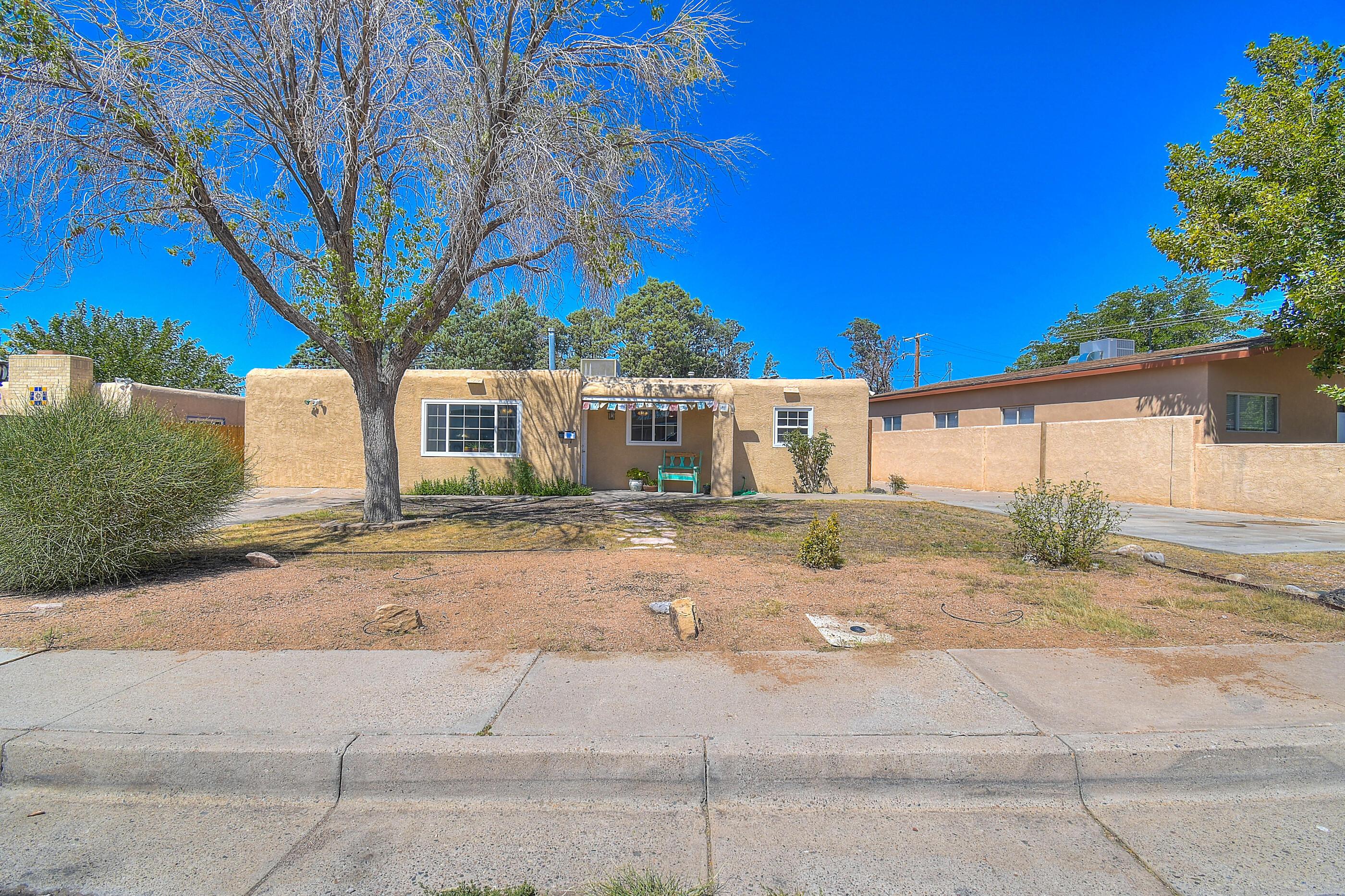 1215 CHRISTINE Street, Albuquerque NM 87112