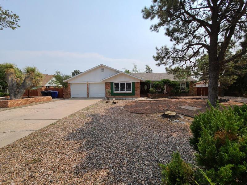 4118 CHERRYDALE Court, Albuquerque NM 87107