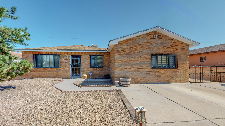 1628 55TH Street, Albuquerque NM 87105