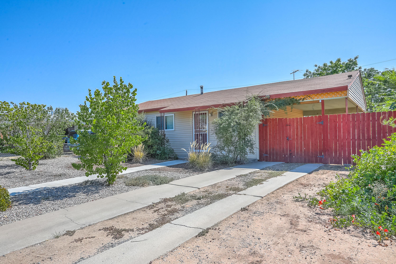 1720 Towner Avenue, Albuquerque NM 87104