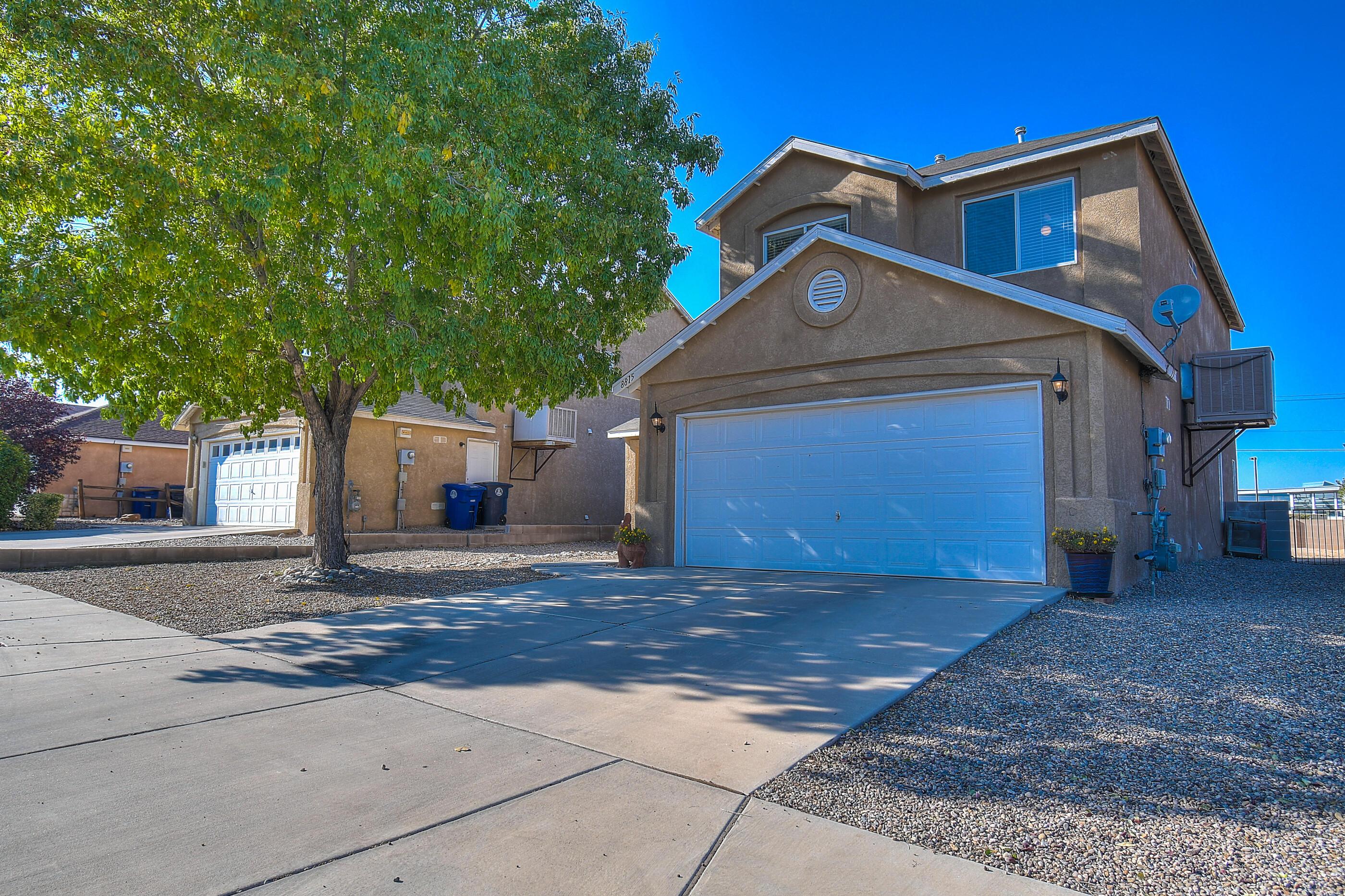 8815 TUNNABORA Avenue, Albuquerque NM 87121