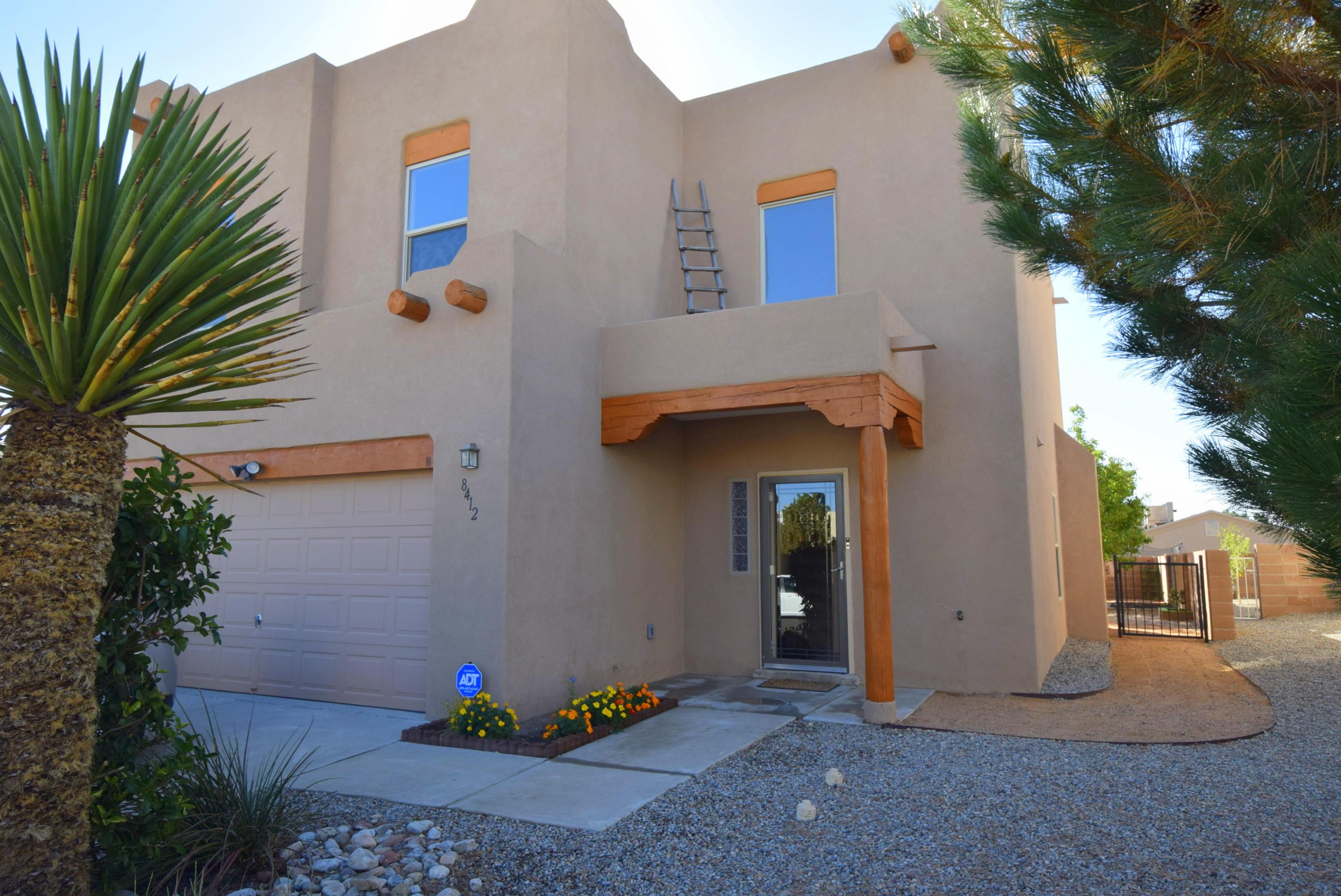 8412 BLUSH Road, Albuquerque NM 87120