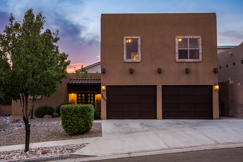 9809 BENTON Street, Albuquerque NM 87114
