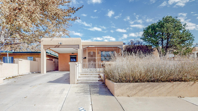 1322 DARTMOUTH Drive, Albuquerque NM 87106