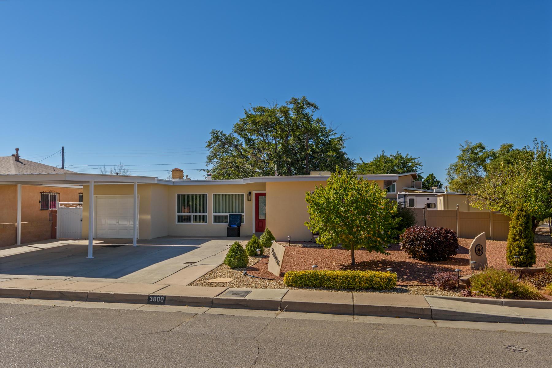 3800 PALO Court, Albuquerque NM 87110