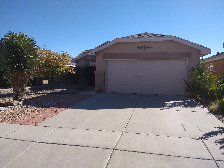 7508 SNOWY EGRET Place, Albuquerque NM 87114