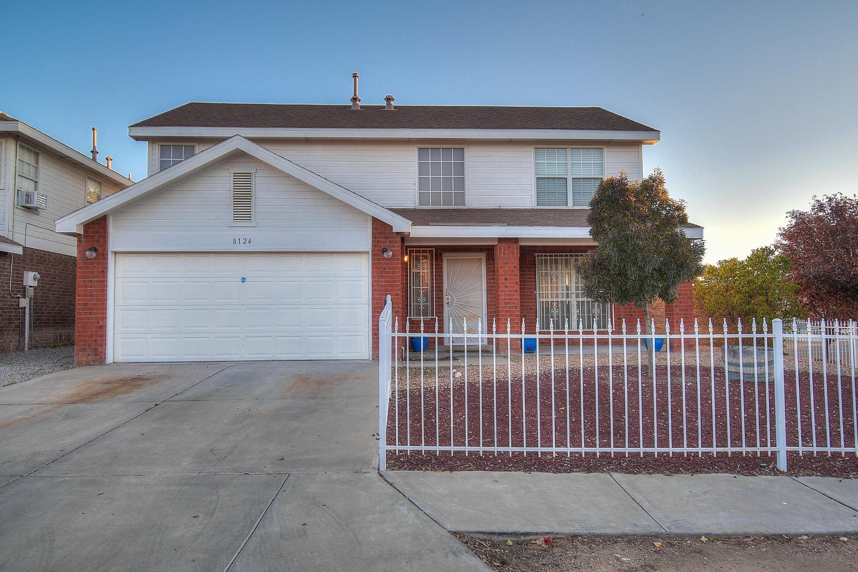 8124 SADDLEBROOK Avenue, Albuquerque NM 87120