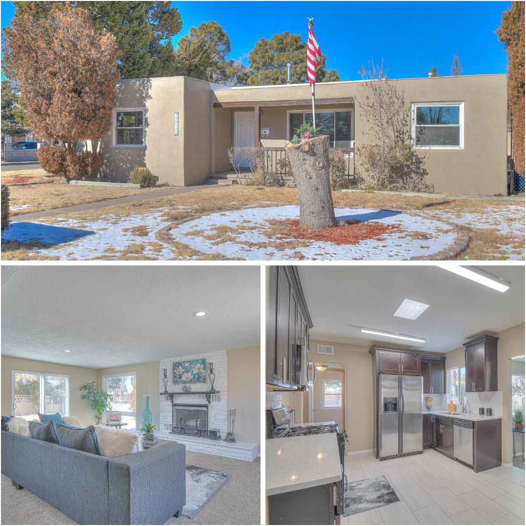3801 Simms Avenue, Albuquerque NM 87108