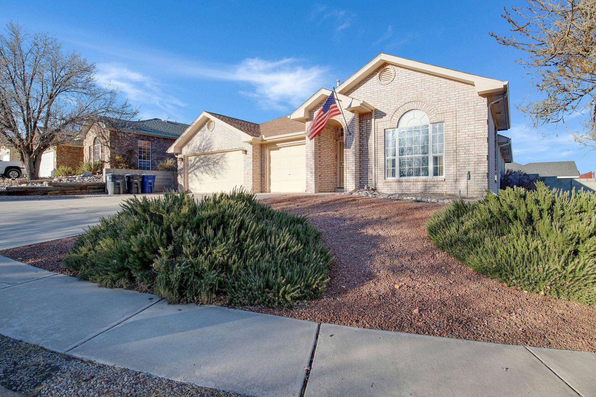 4515 AGATE HILLS Road, Albuquerque NM 87114