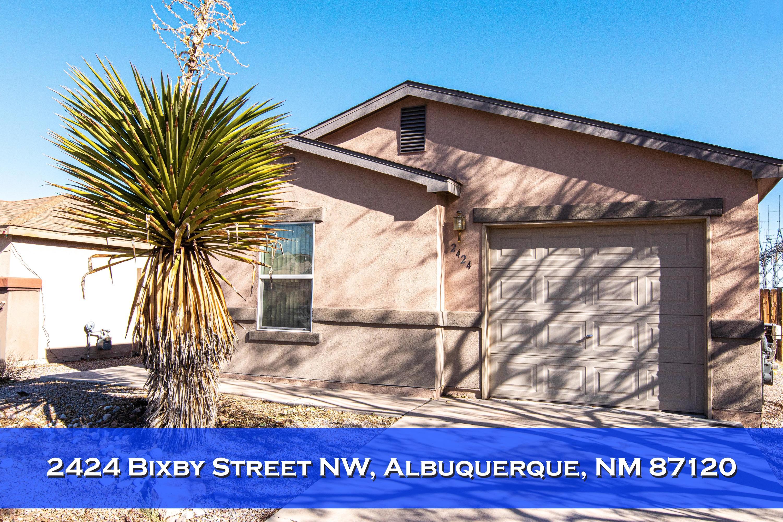 2424 BIXBY Street, Albuquerque NM 87120
