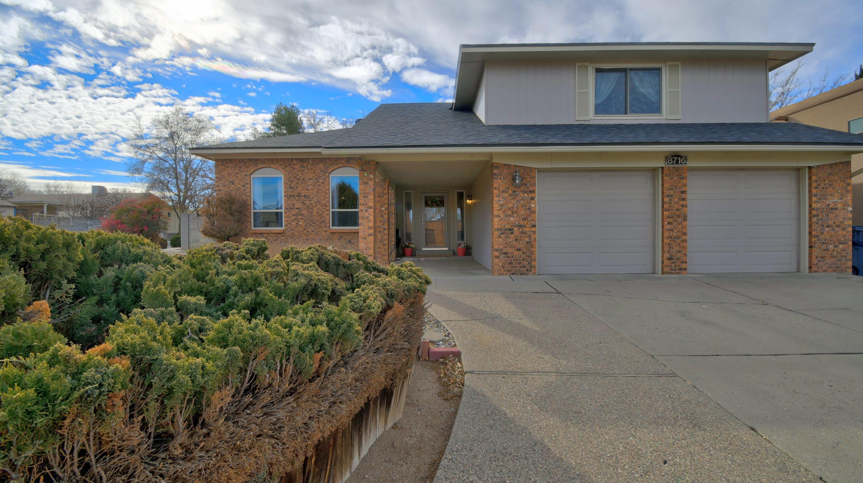 8716 CHERRY HILLS Road, Albuquerque NM 87111